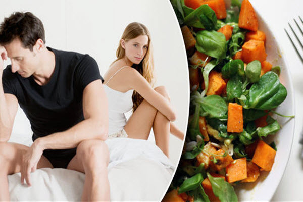 Erectile Dysfunction foods