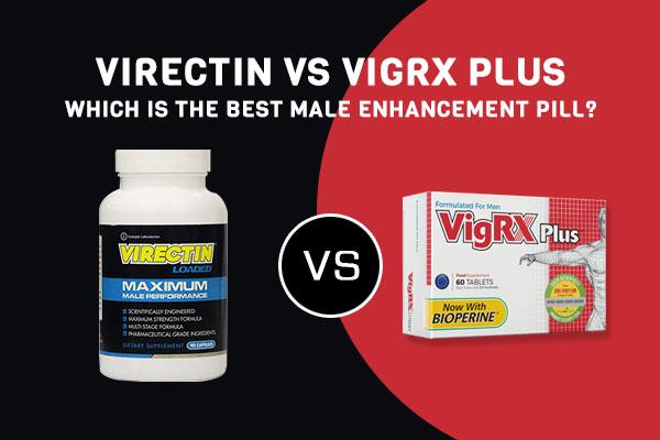Virectin vs VigRX Plus