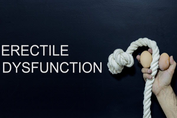 erectile dysfunction at home