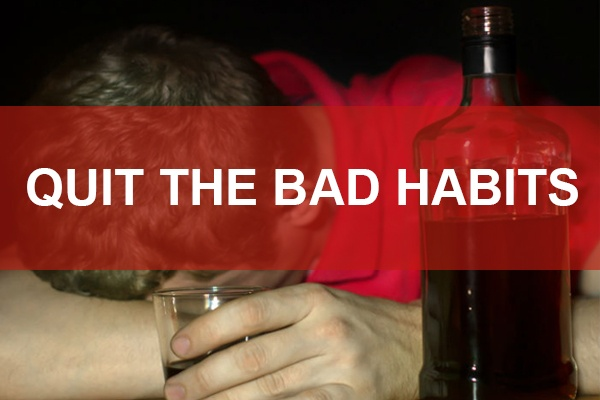 Quit the Bad Habits