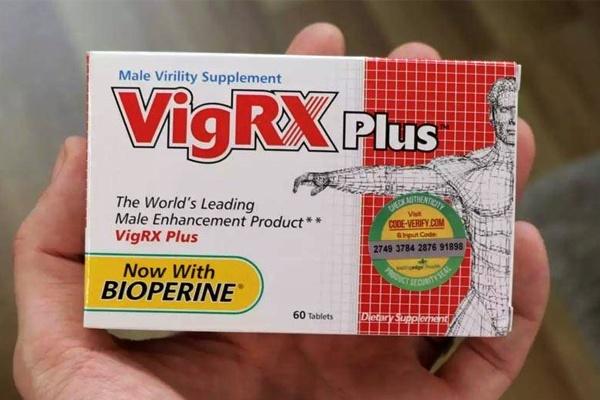 Vigrx plus pill